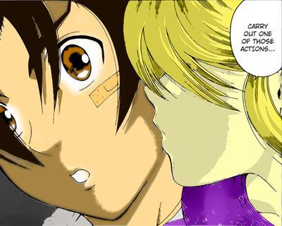 Kenichi And Miu Love