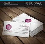 Unique Business Card 3