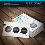 Unique Business Card 4