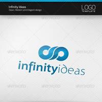 Infinity Ideas Logo by artnook