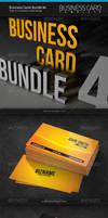 Business Cards Bundle 4