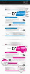 Corporate Flyer Templates by artnook