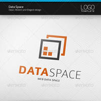 Data Space Logo by artnook