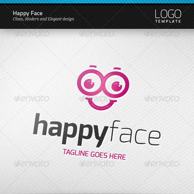 Happy Face Logo