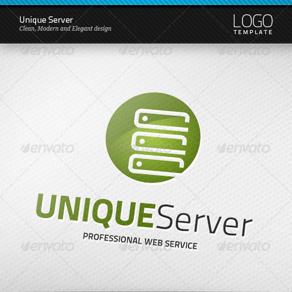 Unique Server Logo by artnook