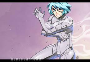 I am Titanium by Neolucky