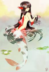 Koi Mermaid 2012