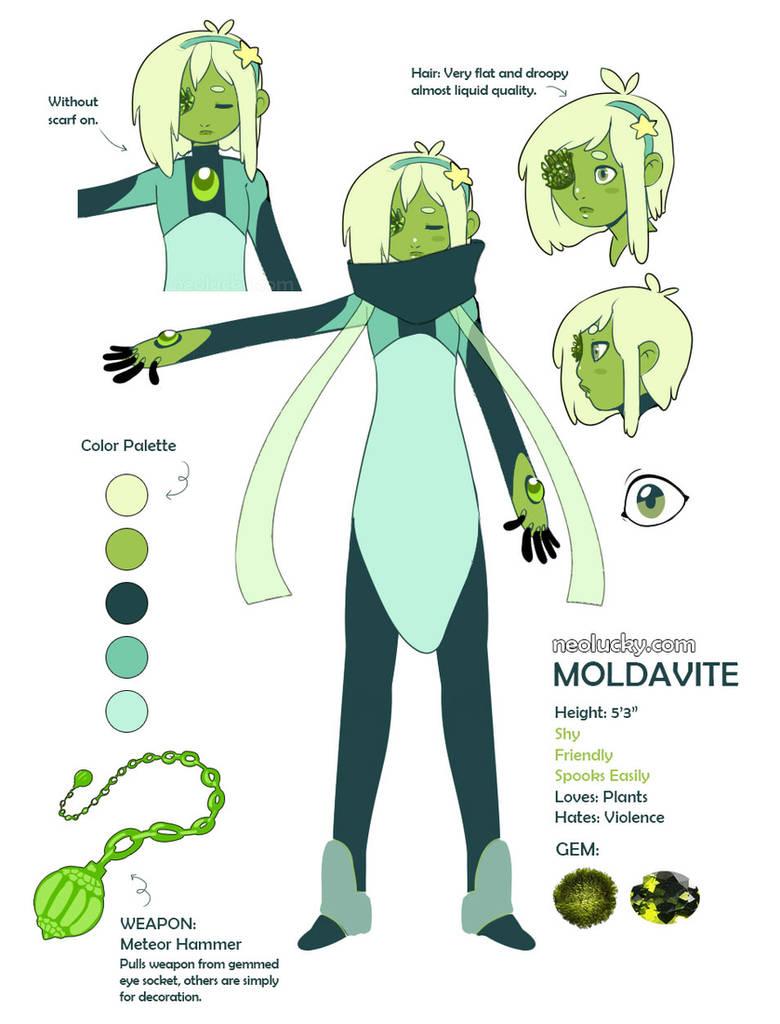 Moldavite quickref by Neolucky