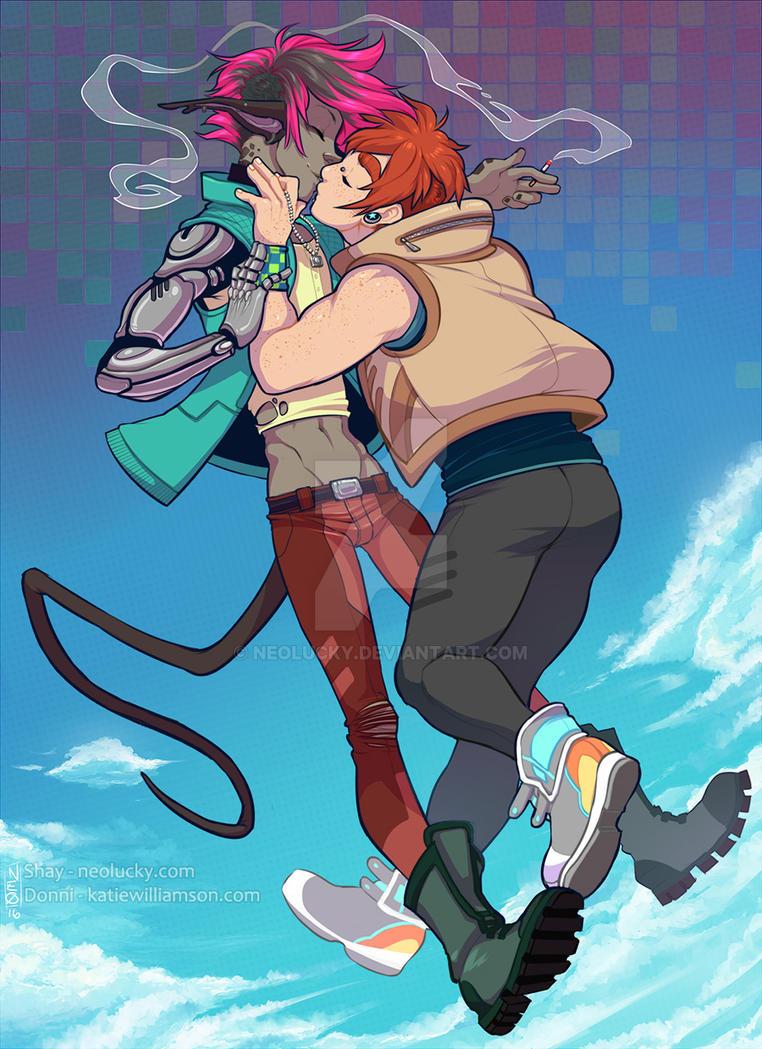Retro Romance by Neolucky