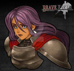 Brave Earth: Prolouge - Naomi