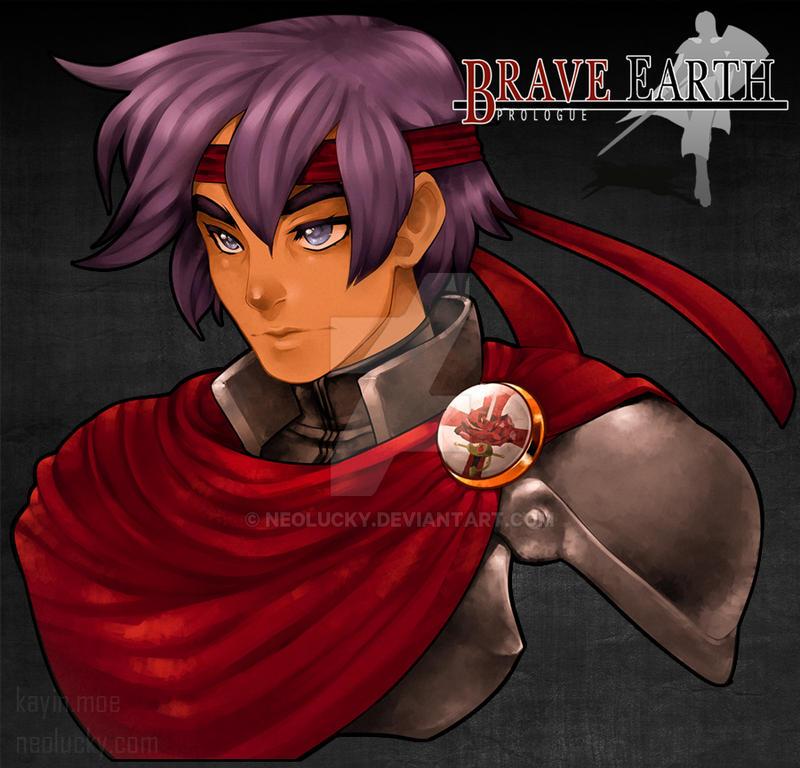 Brave Earth: Prolouge - Trevor by Neolucky