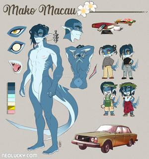 Mako Macau Ref Sheet