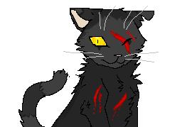 Scars- Mouse art by BurnedFireSoul