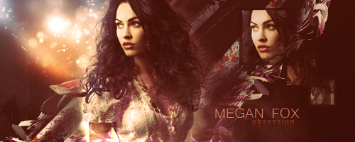 Megan Fox by JayKDesign