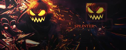 Splinter by JayKDesign