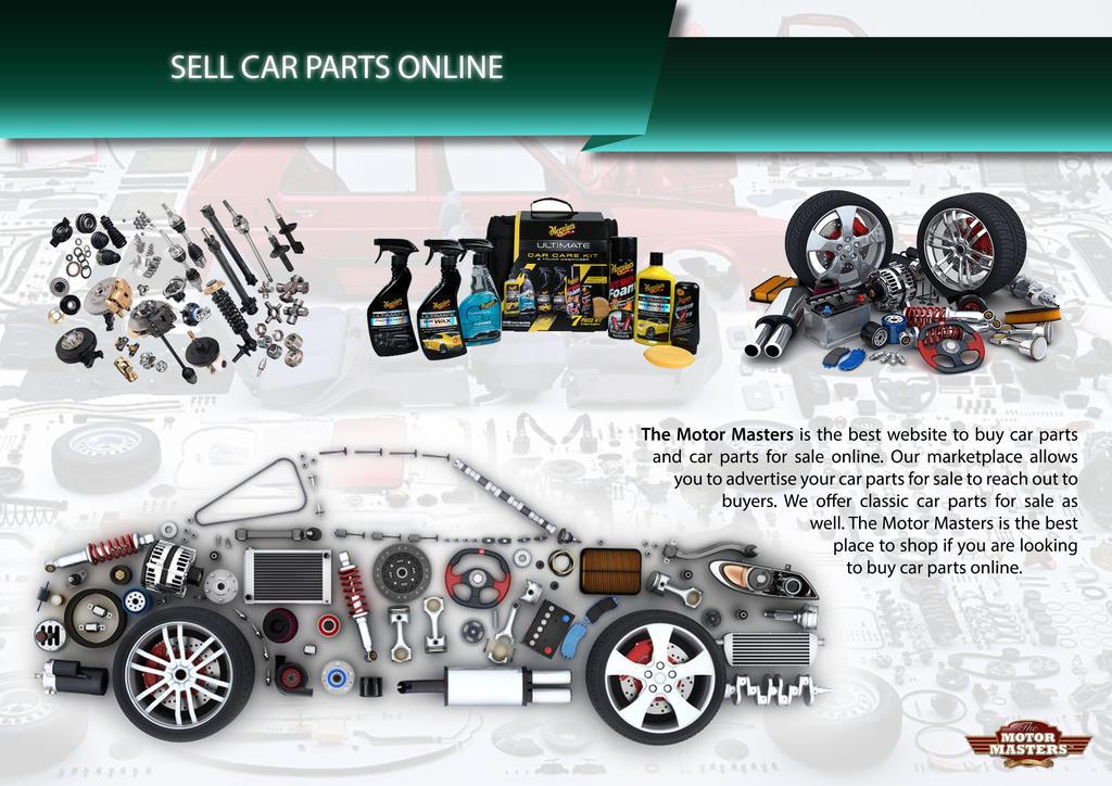 Best Car Parts Website by themotormasters on DeviantArt