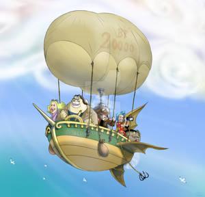 OP- Airship