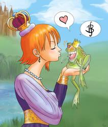 OP- Frog Prince