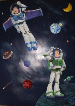 Toy Story- Buzz Lightyear