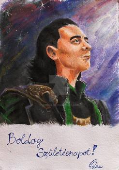 Avengers- BDay Loki