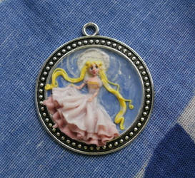 Sailor Moon- Serenity