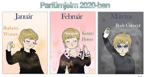 Perfumes of 2020