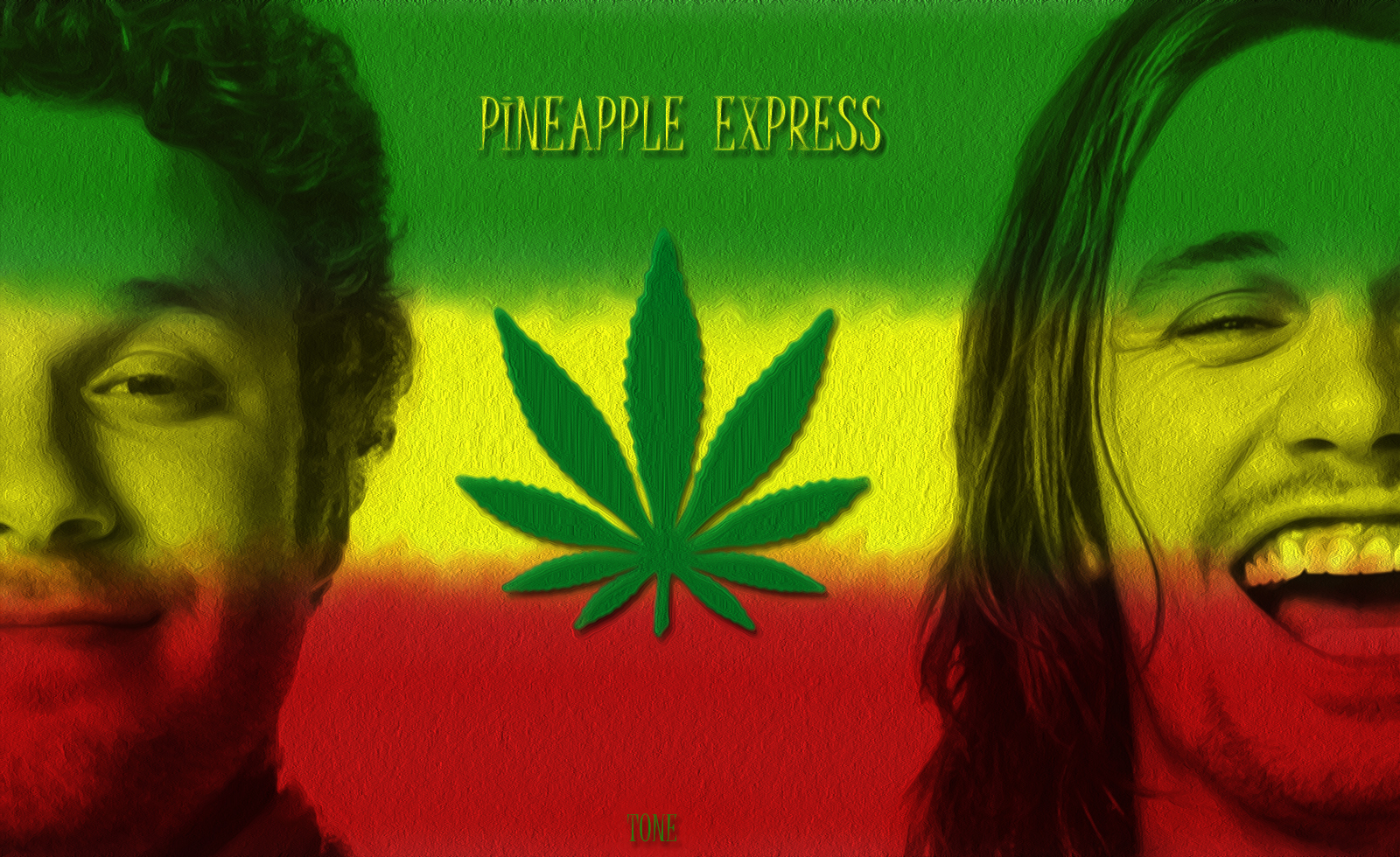 Pineapple Express (2008) by teotone92 on DeviantArt