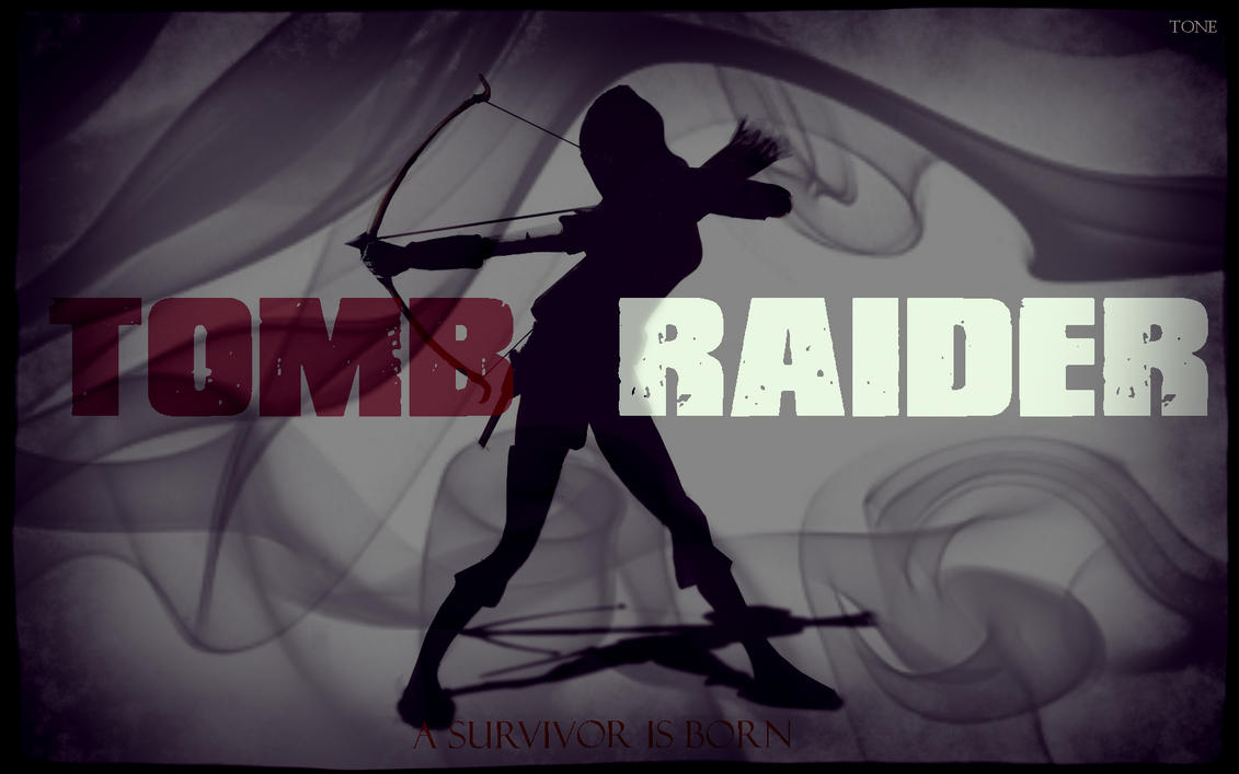 TOMB RAIDER Reborn Contest Entry by teotone92