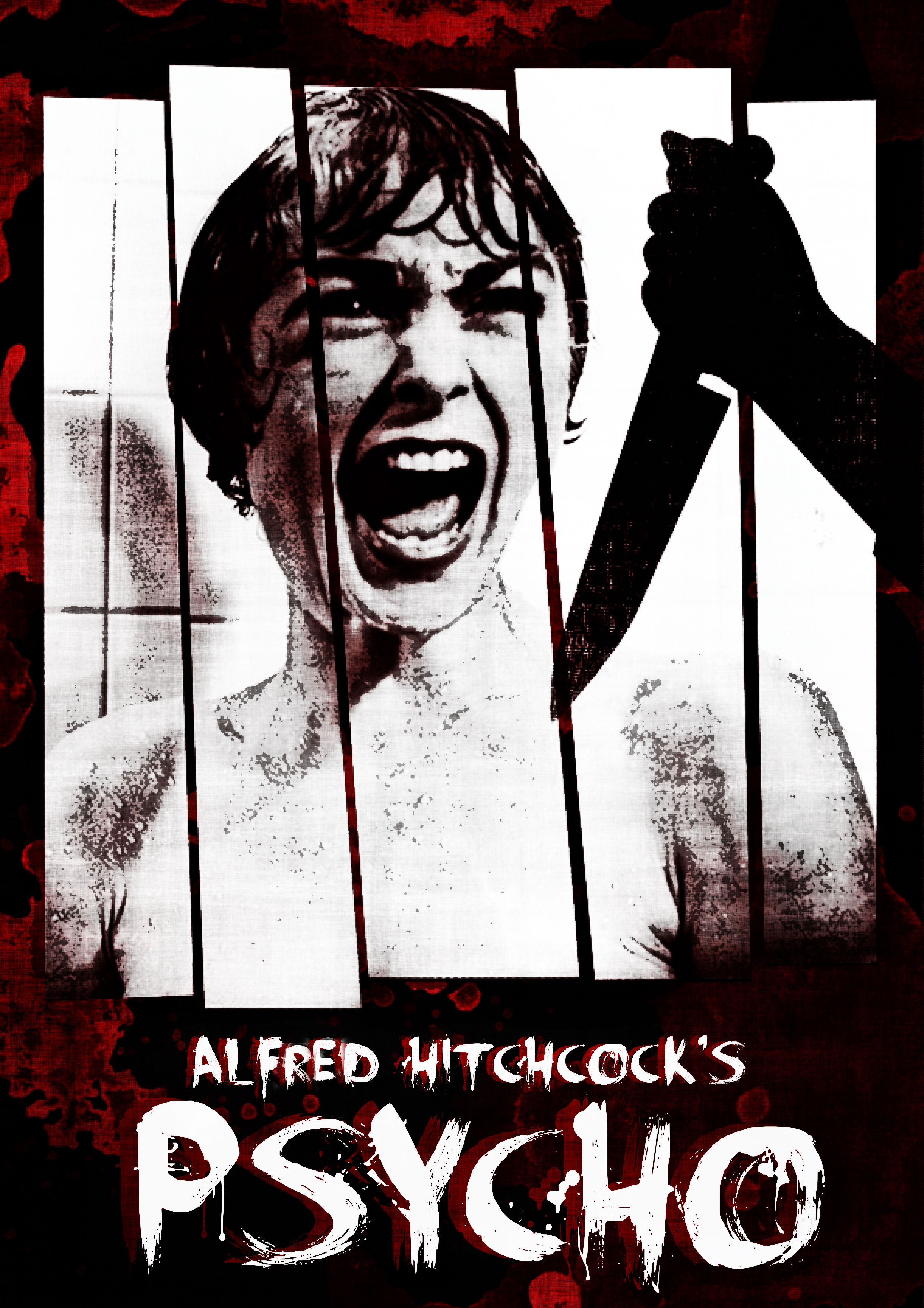 film analysis of alfred hitchcocks psycho The parlour scene of alfred hitchcock's famous thriller film, psycho (1960), is rife with foreboding something that can only be truly noticed if you know what's to come and you've seen the film before.
