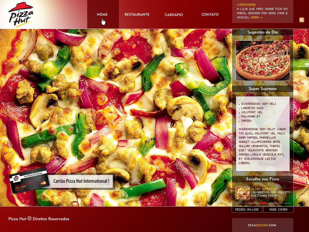 """pizza hut case study essays Essay examples case study of role of performance management in pizza hut case study of role of he had the chance to see a """" pizza hut """" with a friend."""