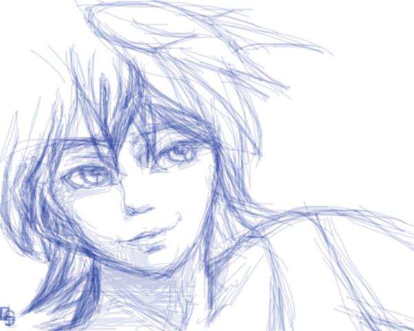 boy by SL-nya