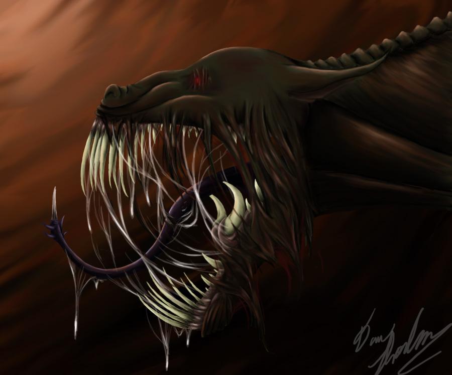 Black Dog Supernatural