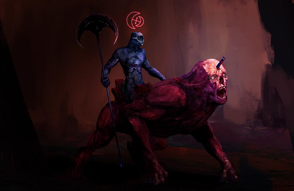 Inferno Souls by sahaty