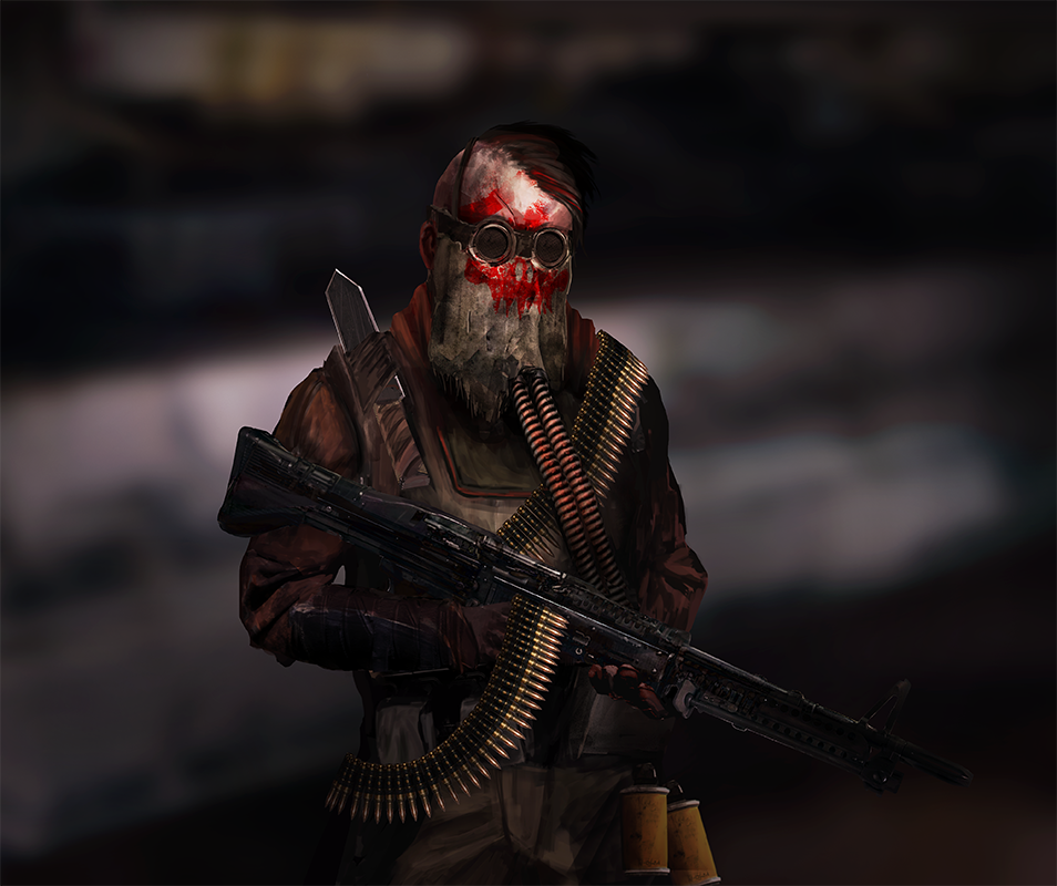 mercenary by sahaty