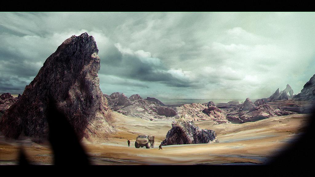 desert operation by sahaty
