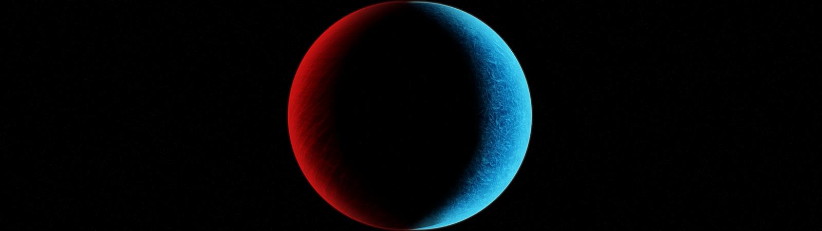 dual monitor wallpaper planets ver 1 by breezyxox on