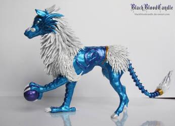 First Sculpture I by StyxeriaArtCraft