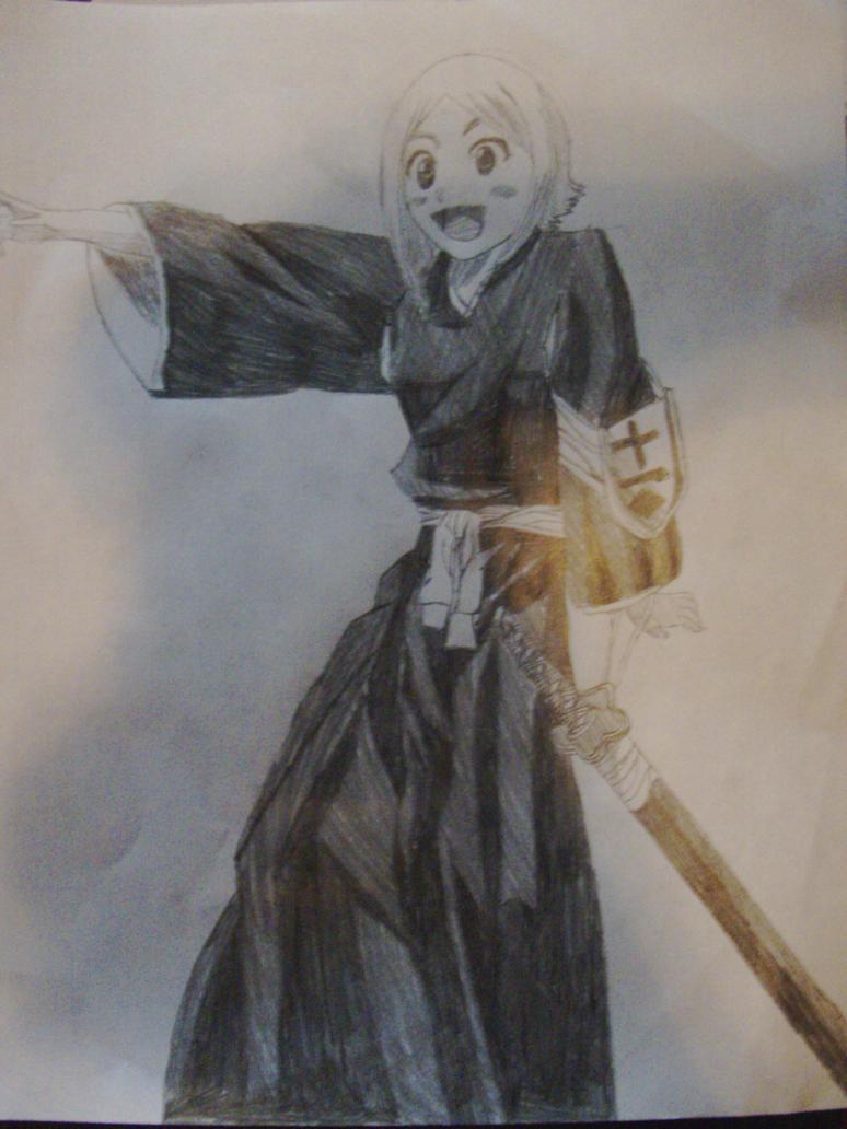 Yachiru by Platinumfire