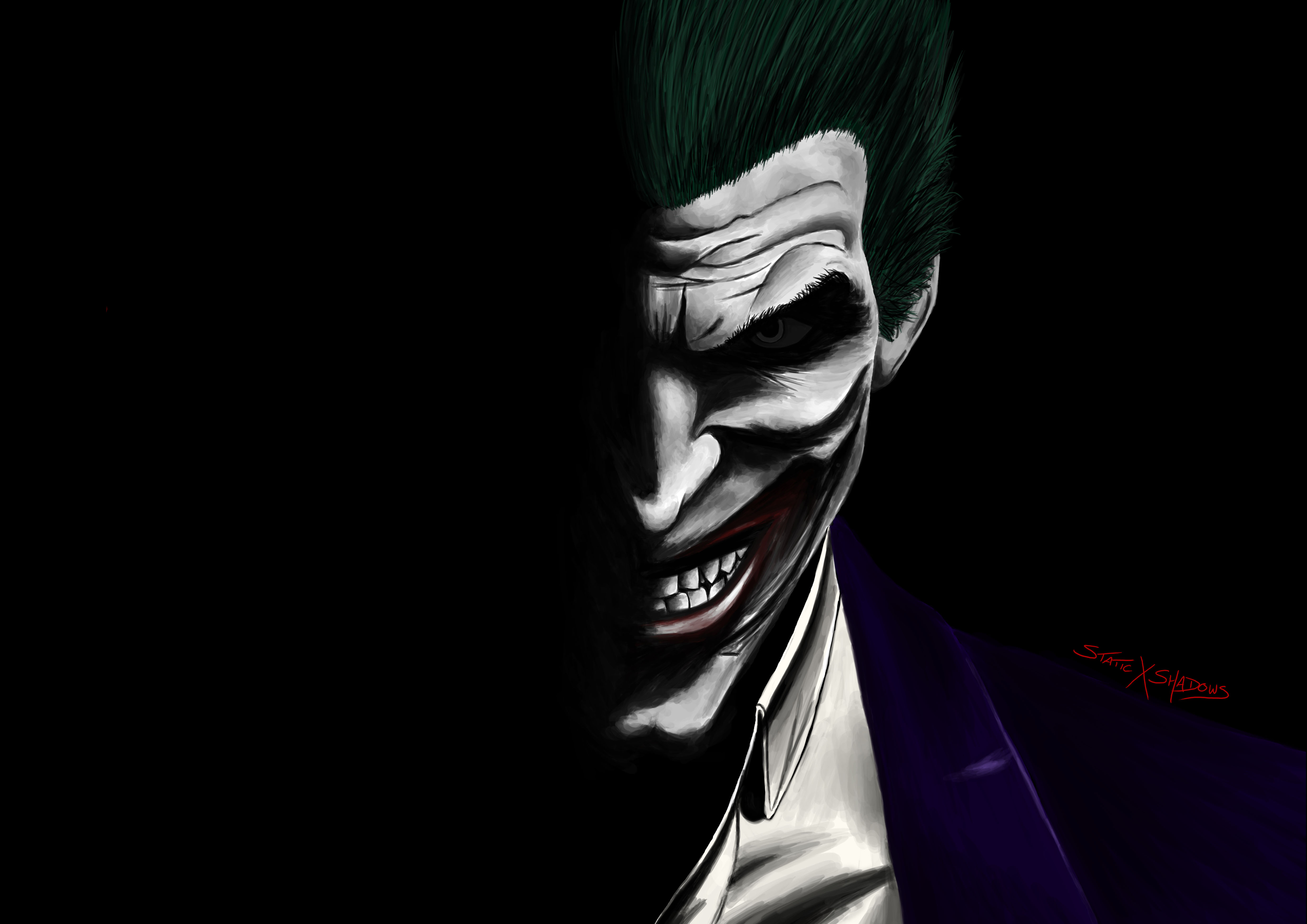 Joker Wall Paper