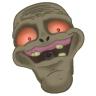 Insidious Evil Face by Jubbipuss