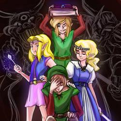 Zelda CD-i by TheEerieBear