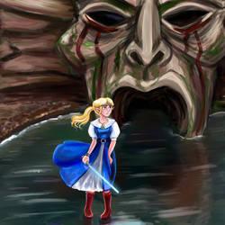 Zelda's Adventure: River Source by TheEerieBear