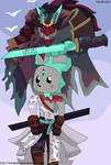 Boga The Oni Samurai by teamlpsandacnl
