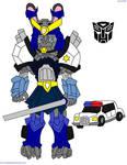 transformers bugatti police judy hopps