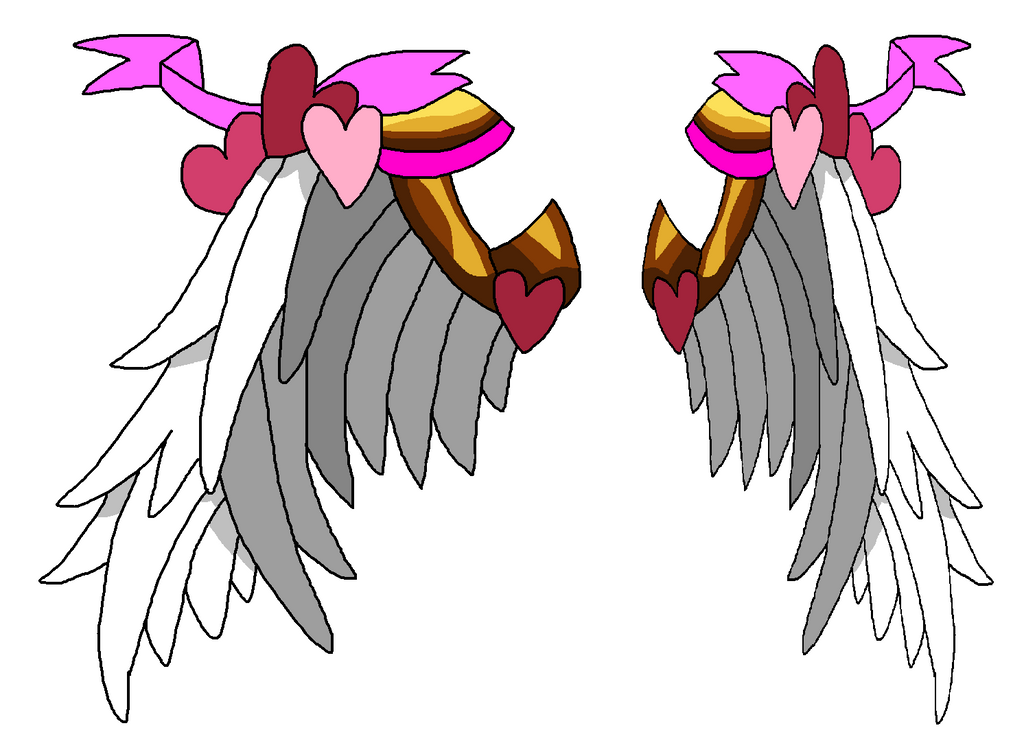 Valentine Angel Champion Cupid Wings By Teamlpsandacnl ...