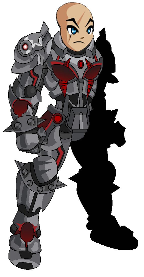Evolved Ultra Revenger by teamlpsandacnl