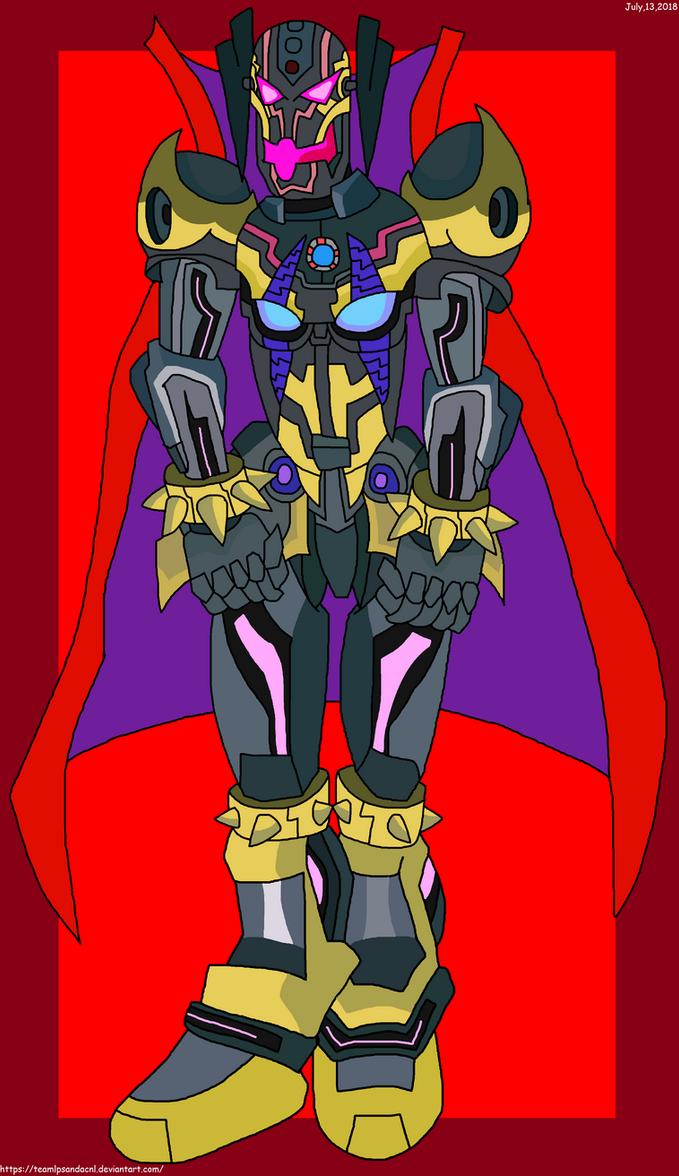 Ultron Sigma by teamlpsandacnl