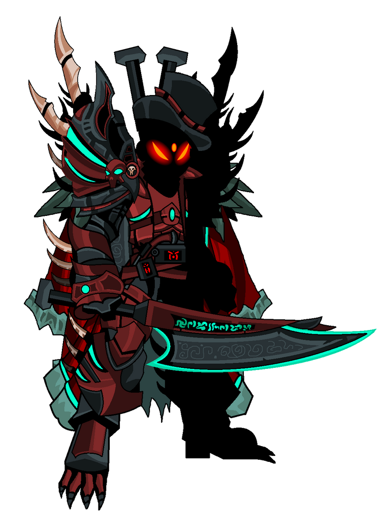 Void Overlord Naval Battle Pet by teamlpsandacnl