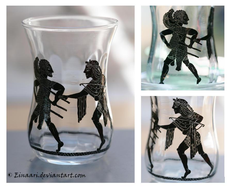 The Heracles Glass by Einaari