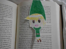 BEN DROWNED bookmark by Rascal-Rose